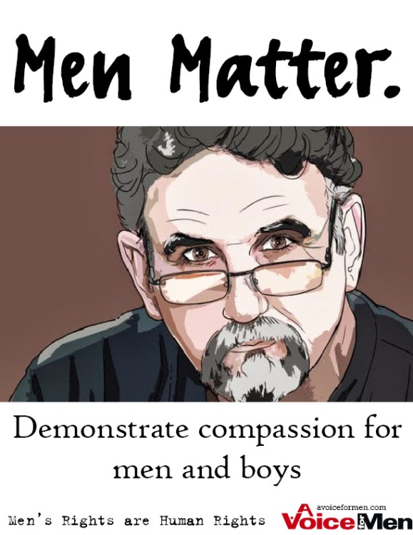 Poster: Men Matter