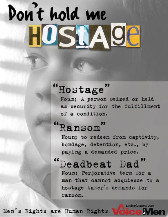 Poster: Don't hold me hostage