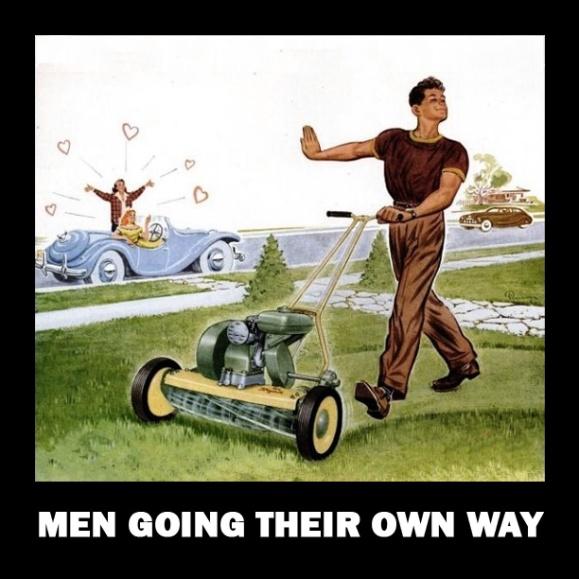 Men Going Their Own Way Meme