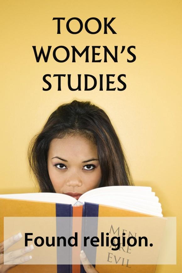 Women's Studies Meme