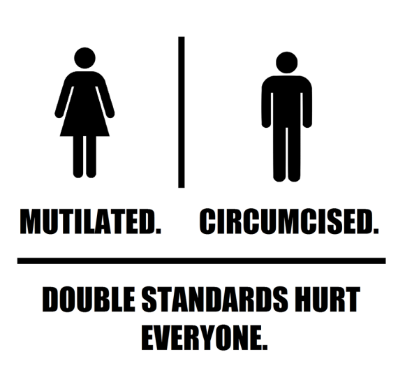 Double standards hurt everyone
