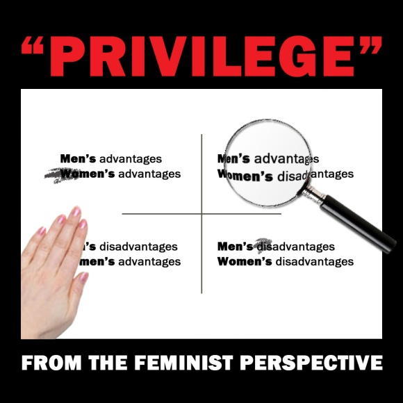 """Privilege"" from the Feminist Perspective"