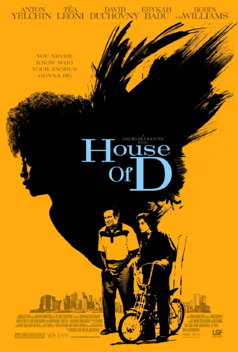 Movie poster for House of D