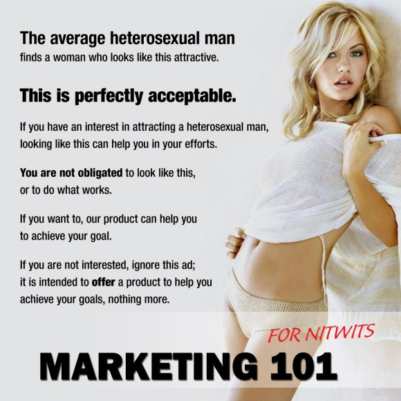 Marketing 101 for Social Justice Warriors