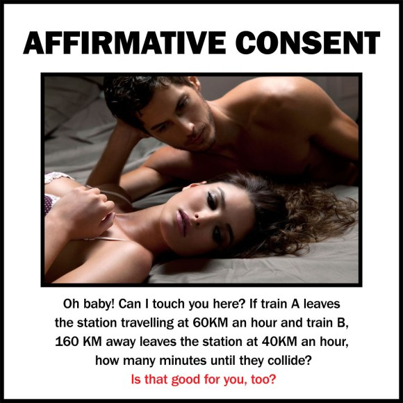 Training Affirmative Consent